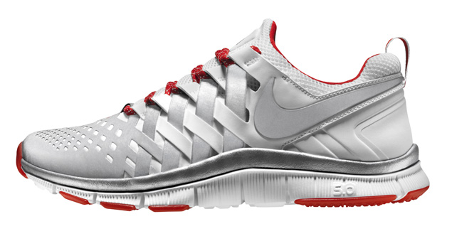 Nike Free Trainer 5.0 Ohio State profile