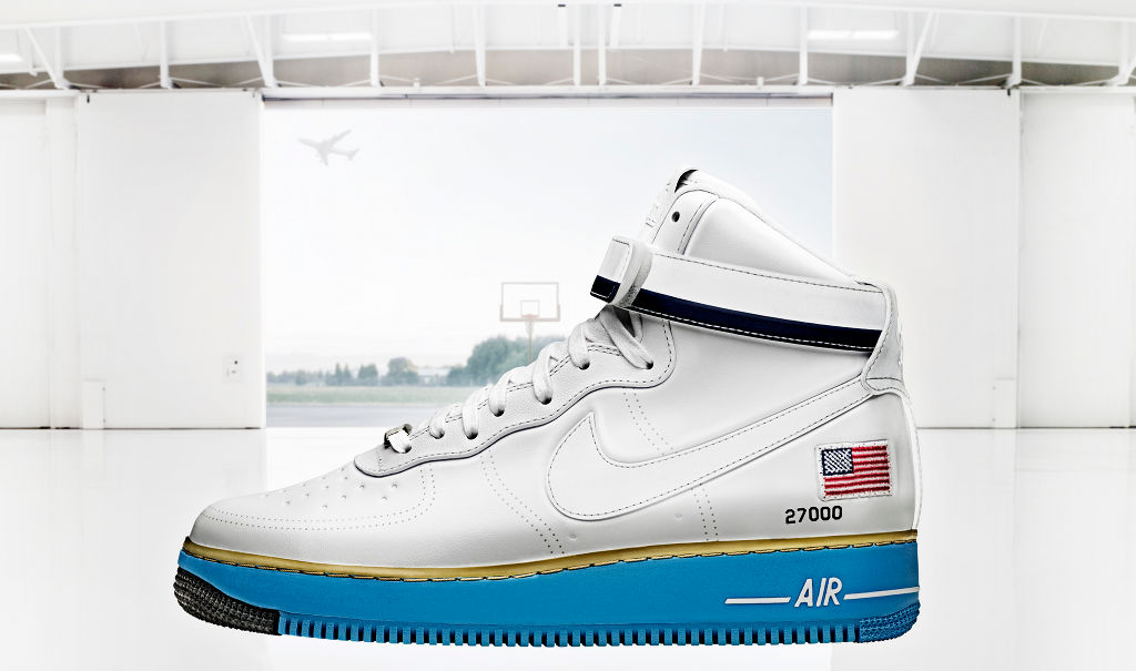 Nike Air Force 1 High Presidential | Sole Collector