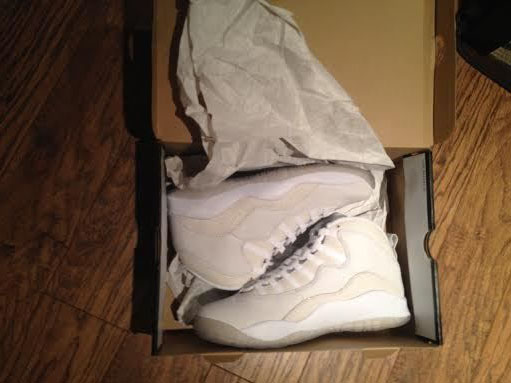 Air Jordan 10 OVO White (10)