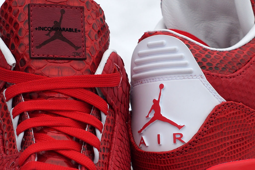 Air Jordan 3 'Valentine's Day' by JBF Customs (3)