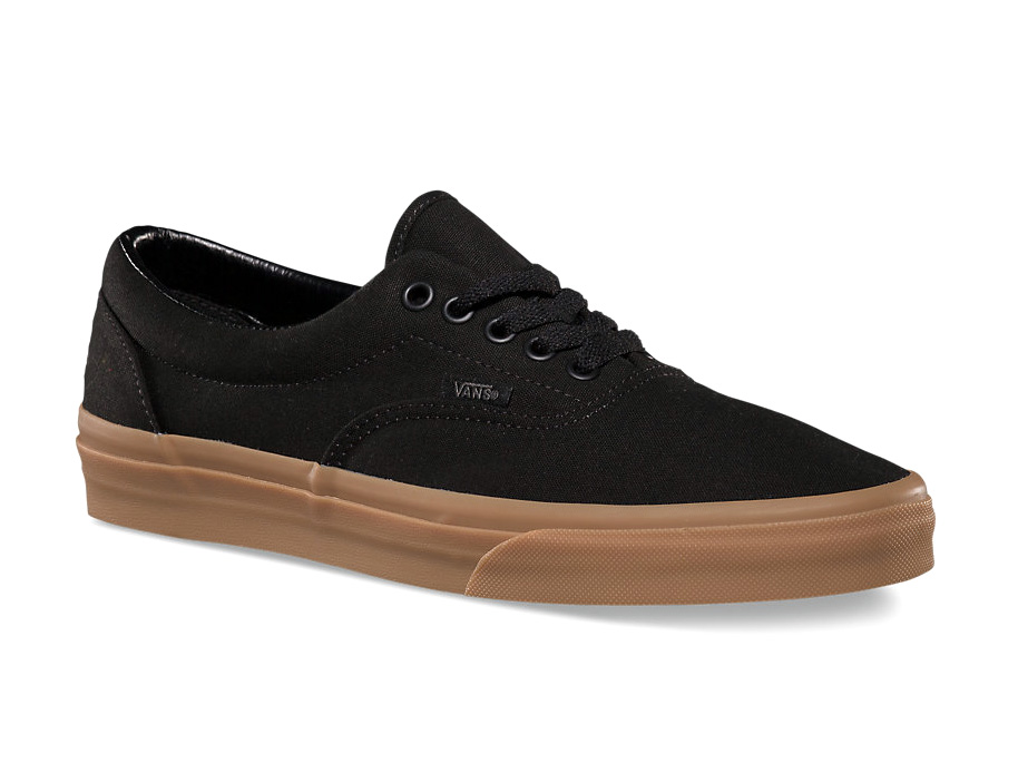 vans era brown sole