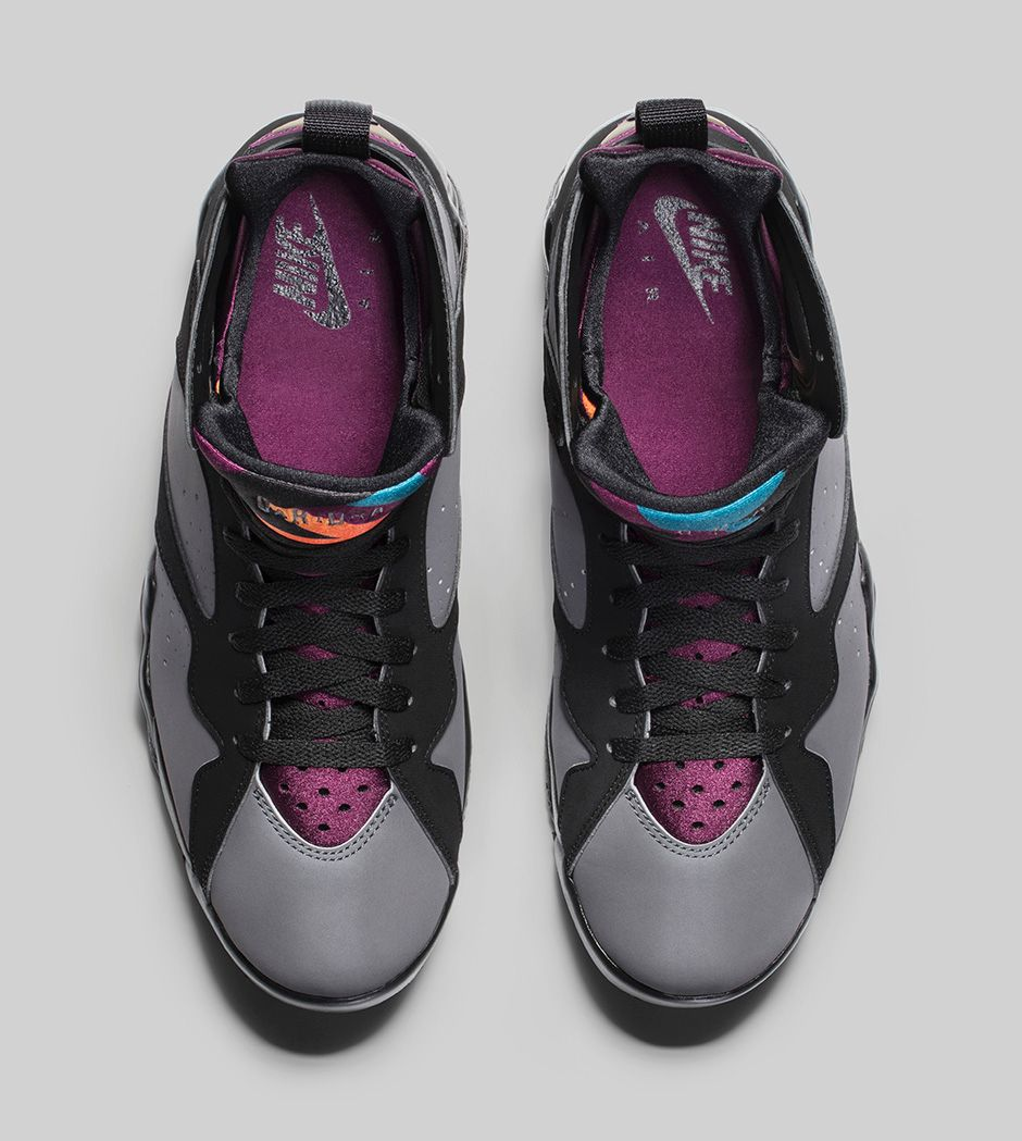 cheap for discount 66998 7becd Air Jordan 7 Retro Bordeaux 304775-034 (5)