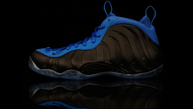 Sole Collector x Nike Air Foamposite One Black/Varsity Royal