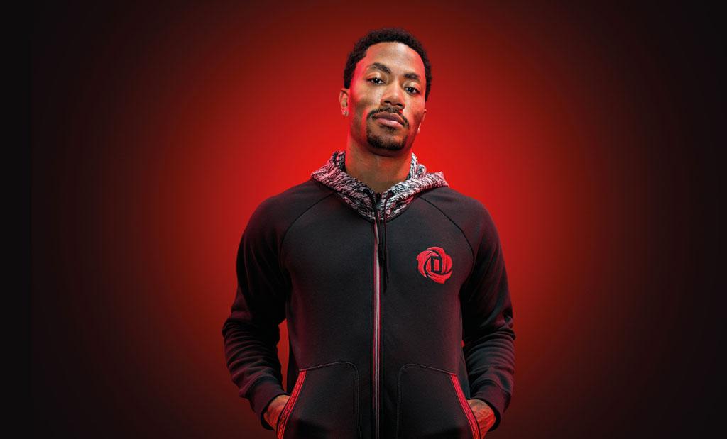 Derrick rose hoodie