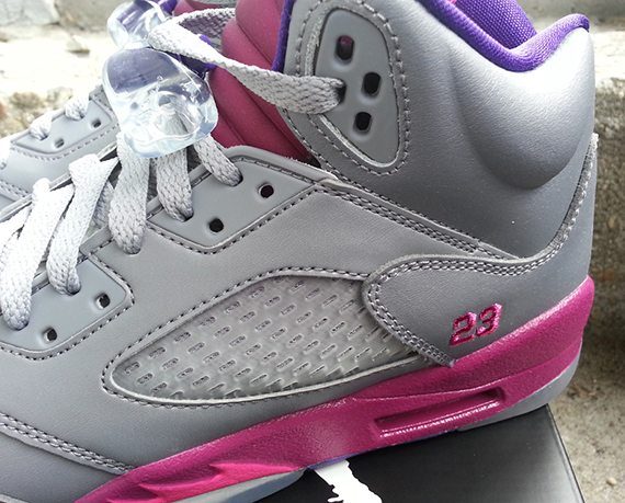 This new look Air Jordan 5 Retro for the ladies is set to hit authorized  Jordan Brand accounts on August 10th. ed7a78c1ad42