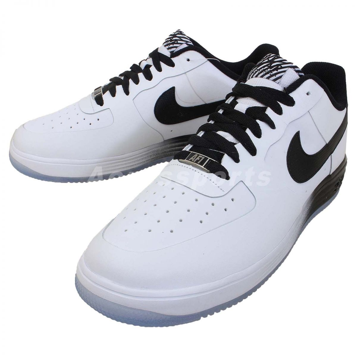 new concept fa576 5a204 Nike Lunar Force 1 NS - White/Black | Sole Collector