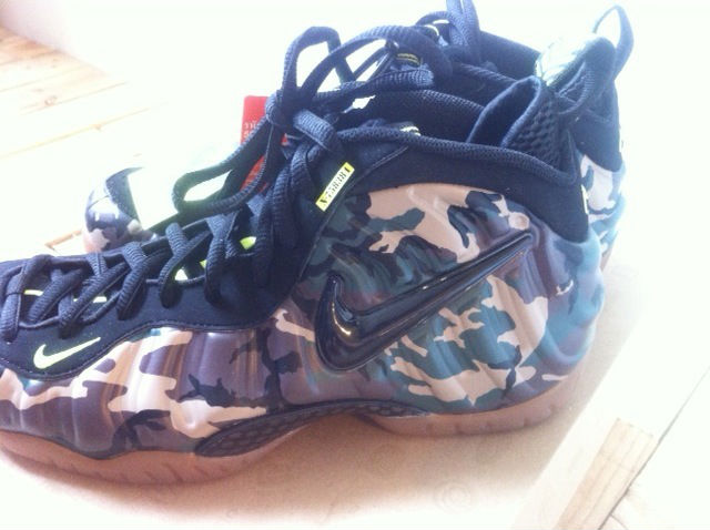 Nike Air Foamposite Pro - Army Camo (5)