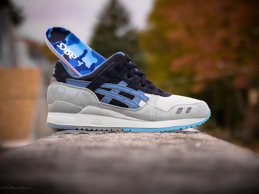 asics gel lyte 3 captain blue