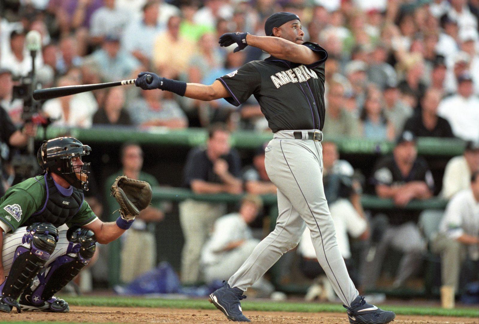 Flashback Ken Griffey Jr. Wins '98 Home Run Derby in the