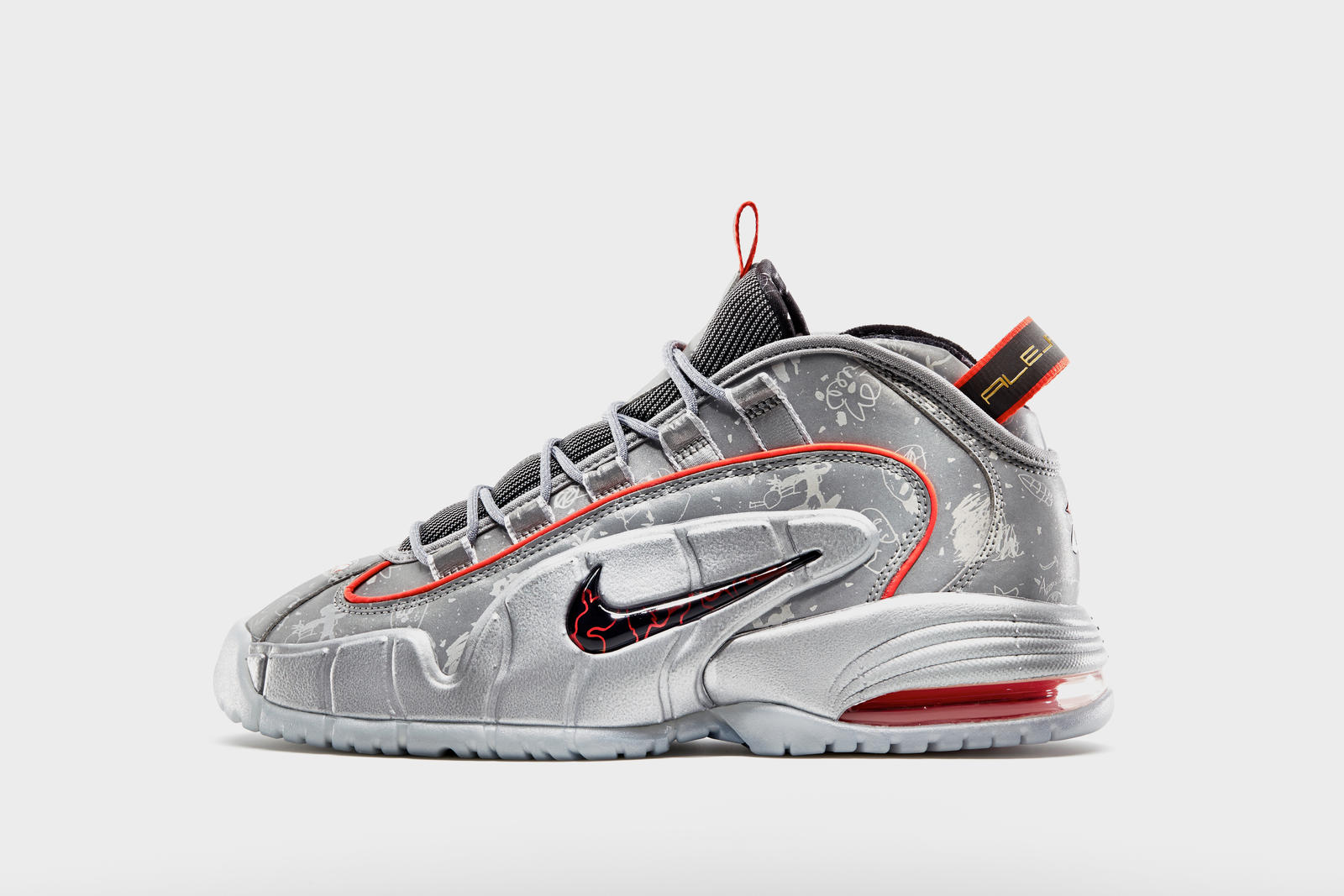 13d11bd63bb1e7 Nike Air Penny 1 Doernbecher by Alejandro Munoz Profile