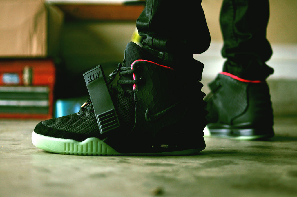 Spotlight // Forum Staff Weekly WDYWT? - 10.12.13 - Nike Air Yeezy 2 II Black/Solar Red by dalazz