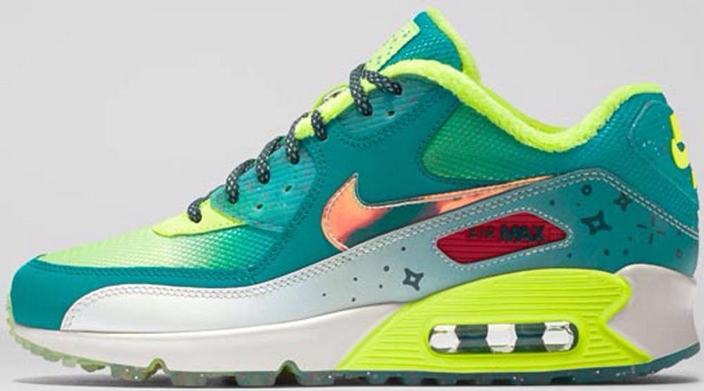 Women's Nike Air Max 90 Premium Doernbecher