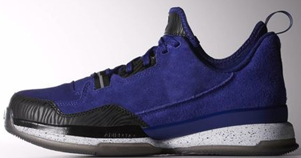 adidas D Lillard 1 Amazon Purple/Core Black-Running White