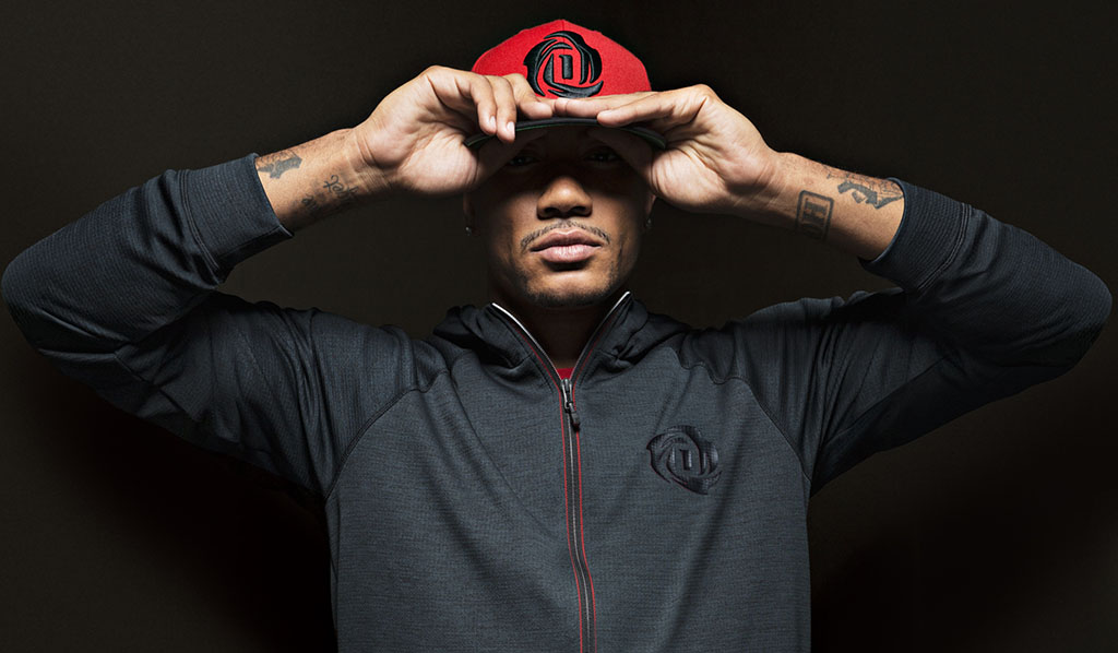 About the new adidas d rose logo sole collector - Derrick rose new logo ...