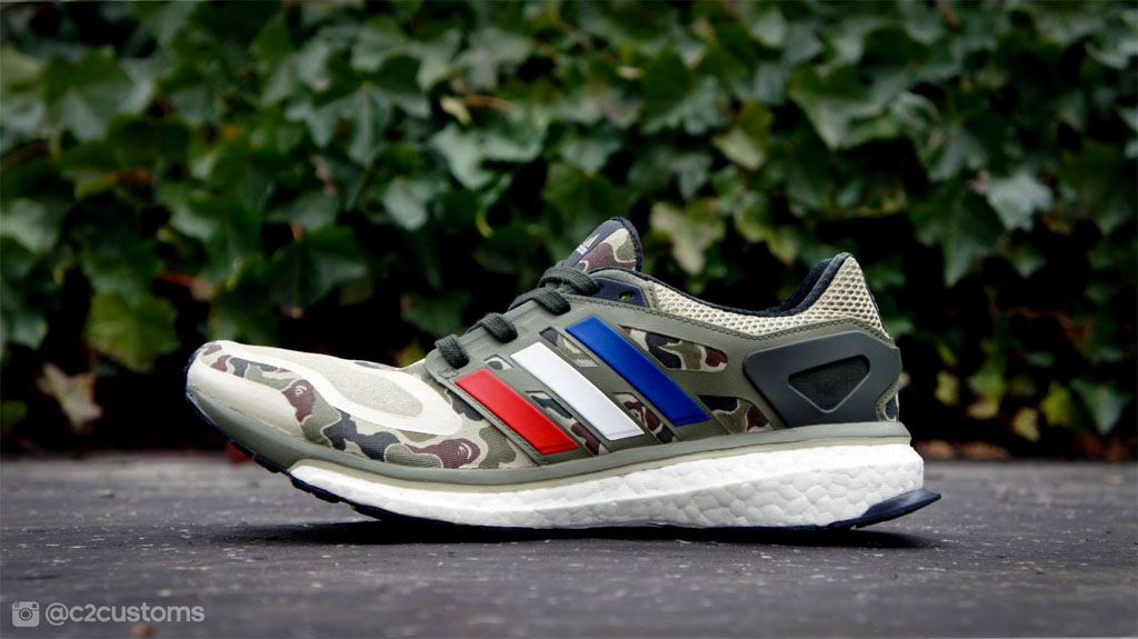 adidas Energy Boost 'Bape' by C2