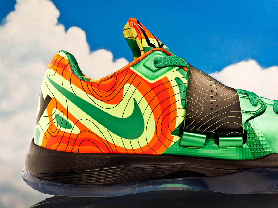 """Nike Zoom KD IV """"Weatherman"""" Officially Unveiled 