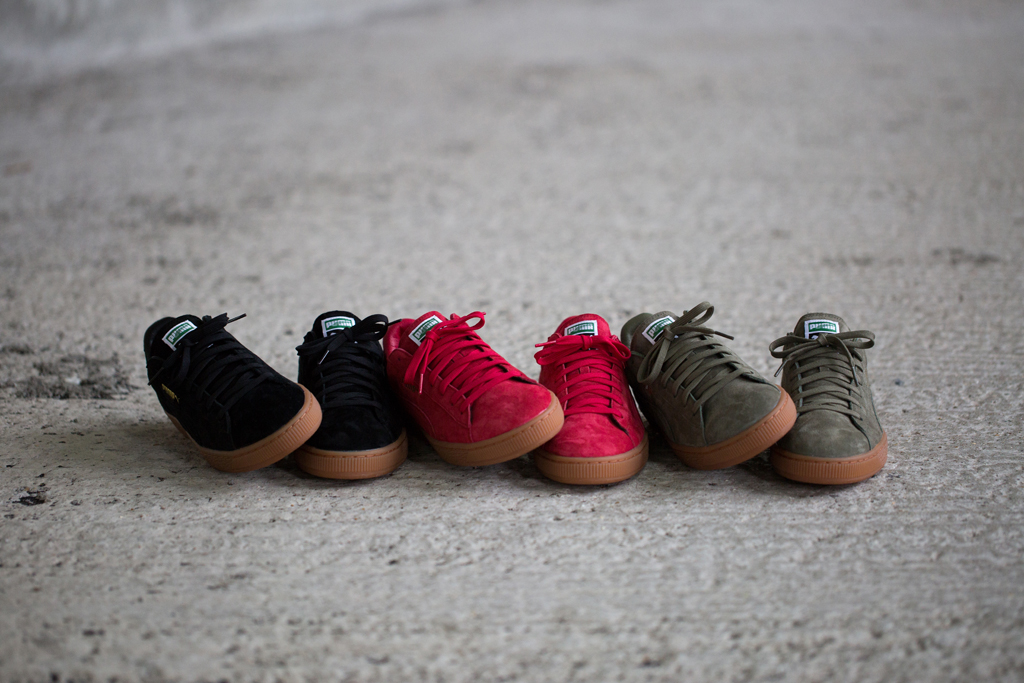 PUMA States 'Winter Gum' Pack | Sole Collector
