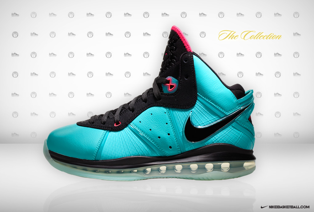 df59bcc8a172 coupon code for nike lebron 11 south beach jade pink black 4ad78 a2783   italy not every attempt at pink and teal has been a success. 17a64 42dbd