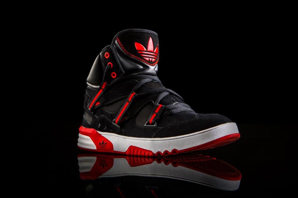 adidas originals shoes black and white