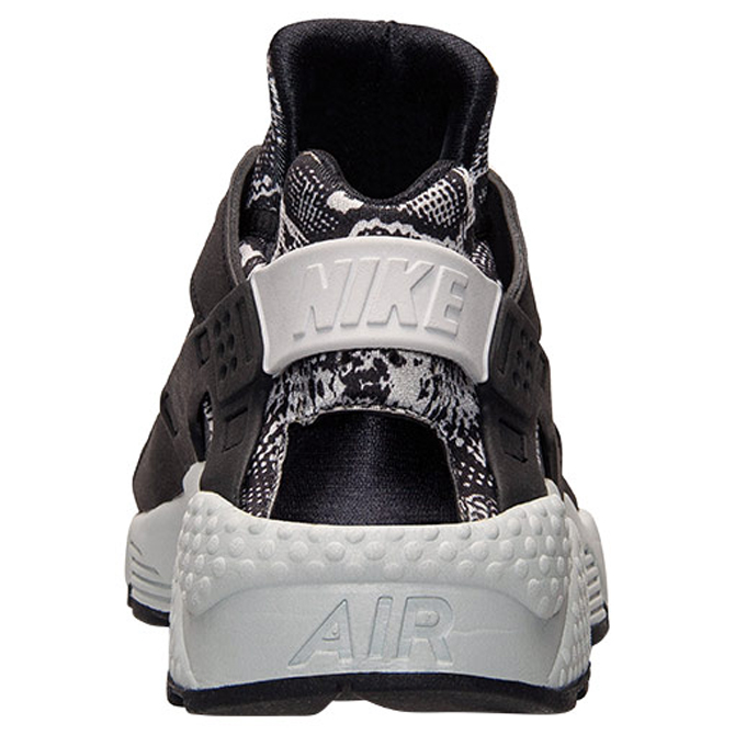 The Snakeskin Nike Air Huaraches Are