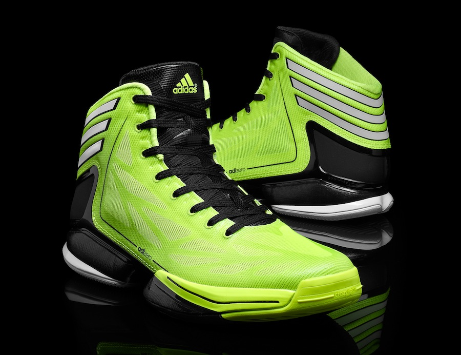 timeless design 79322 772ae Follow today s official launch of the lightest basketball shoe ever in the adidas  adiZero Crazy Light II.