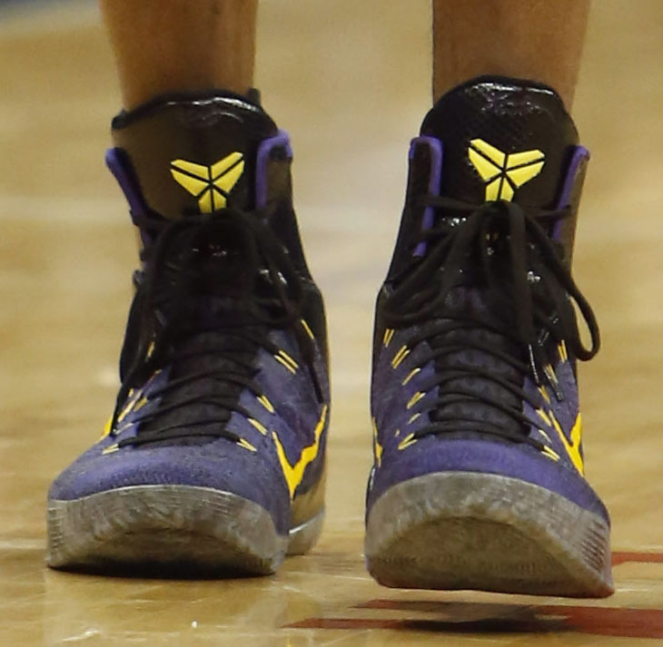 SoleWatch  Kobe Bryant Messed Around and Got a Triple-Double in a ... fdf0e1078