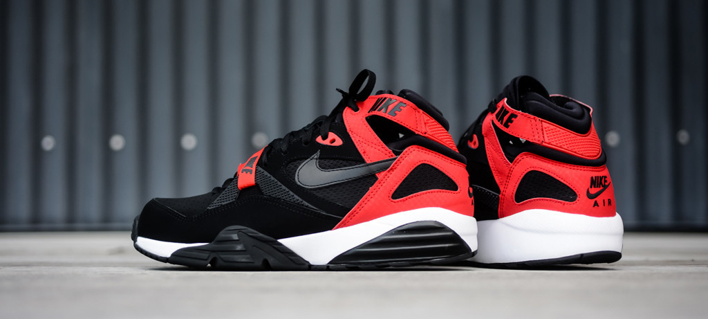 The Nike Air Trainer Max 91 is Back in Black and Red | Sole