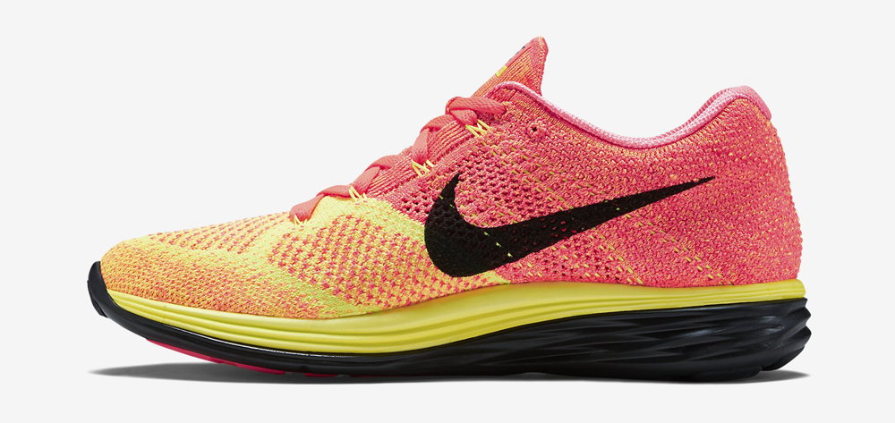 Nike Switches Soles on the Flyknit Lunar 3 | Sole Collector