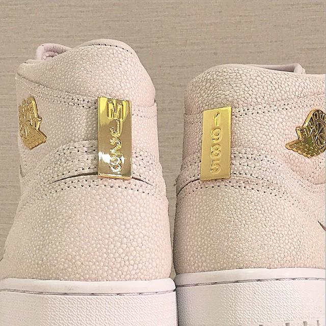 more photos 49f20 c36b3 The White 'Pinnacle' Air Jordan 1 in Detail   Sole Collector