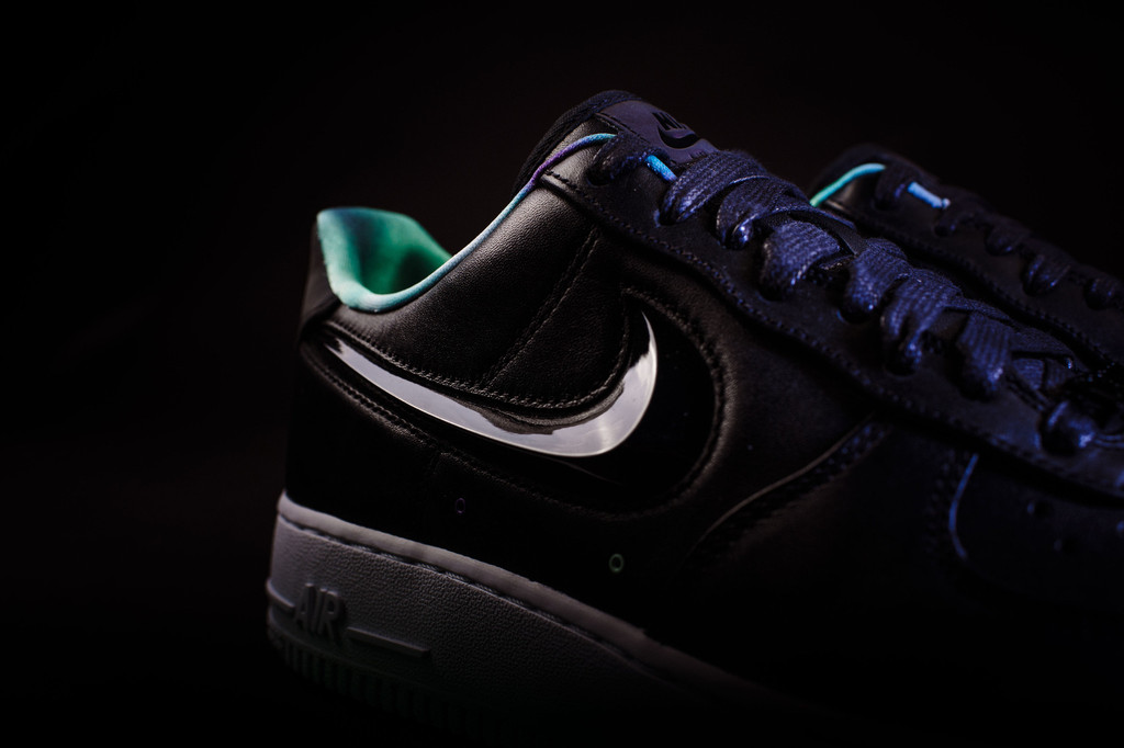 nike air force northern lights