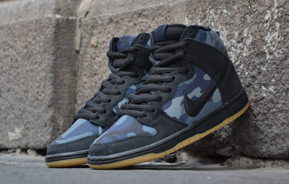 pretty nice 527dd 8d976 Brian Anderson Echoes on This Nike SB Dunk