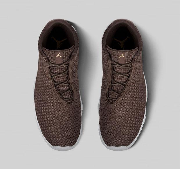 13f7a08329dbee An Official Look at the  Baroque Brown  Air Jordan Future