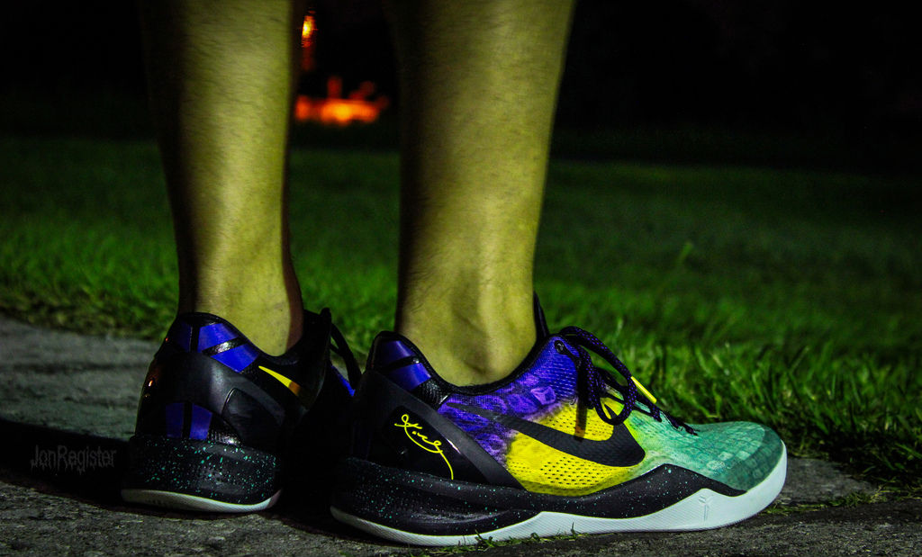 Spotlight // Forum Staff Weekly WDYWT? - 10.5.13 - Nike Kobe 8 System Easter by JonRegister