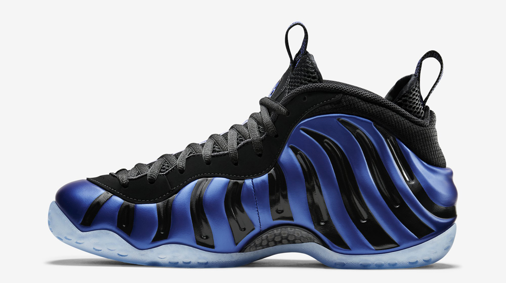 Nike Air Foamposite lila