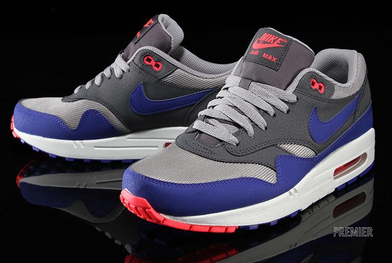separation shoes e916f 5c767 Nike Air Max 1 Essential - Medium Grey   Ultramarine - Available