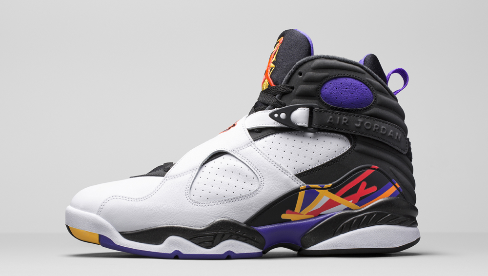 60fb813b1d65c1 The Air Jordan 8 Is Set to Three-Peat Next Weekend