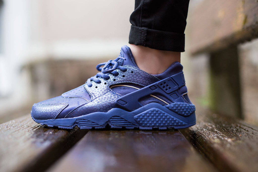 nike air huarache 2017 womens Blue
