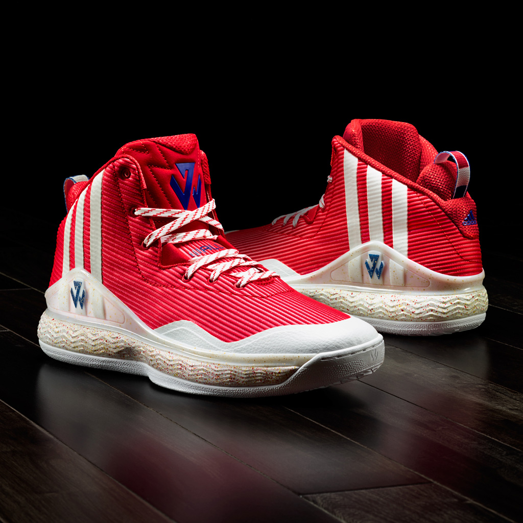 Two New  Away  Colorways of John Wall s adidas J Wall 1. After their official  unveiling ... 7f79830b50