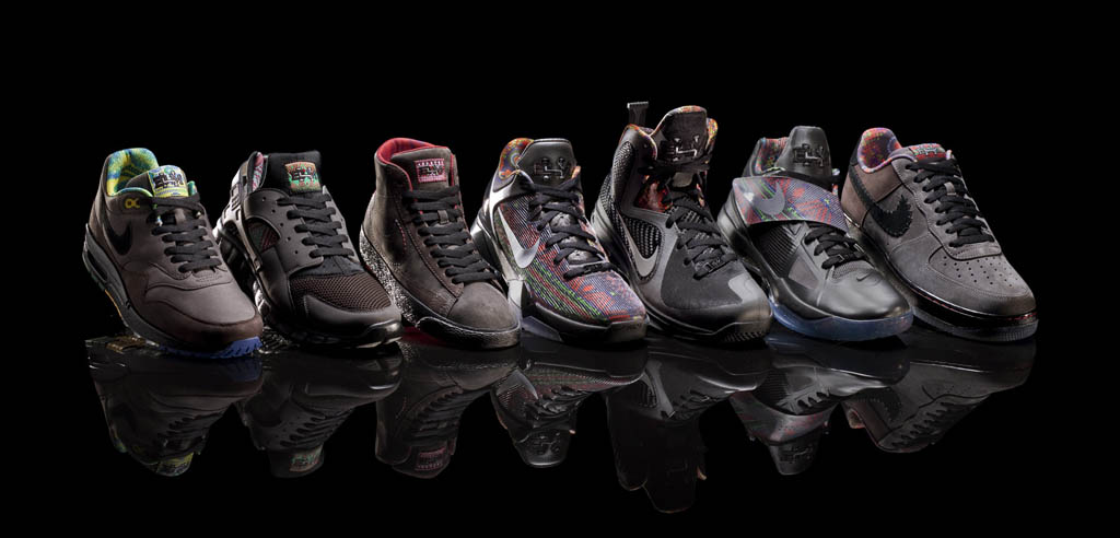 c186fd842bc3 Nike 2012 Black History Month Collection - Official Images   Release Details
