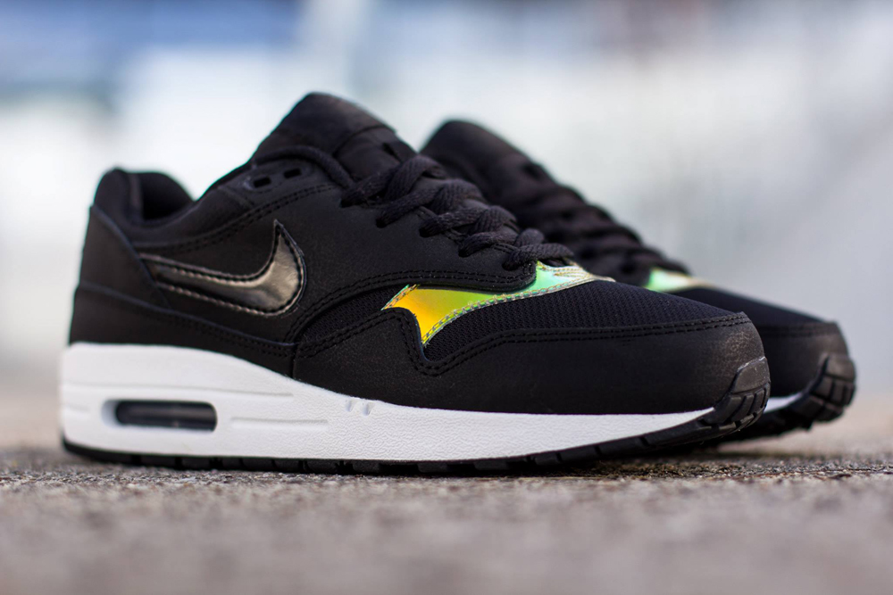 Nike Air Max 1 Gs Black