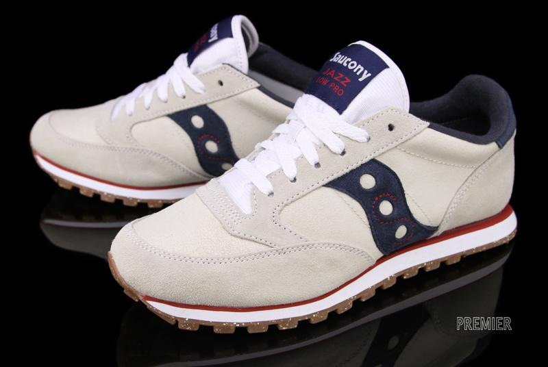 Saucony Jazz Low Pro | Sole Collector