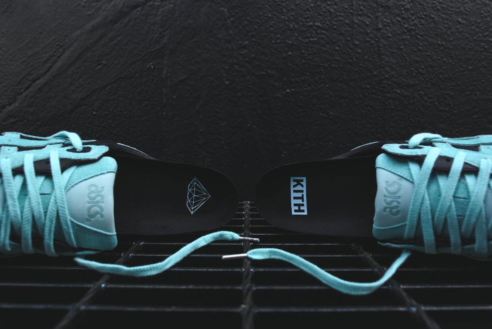 newest 067ef c1fb9 Release Date: Ronnie Fieg x Diamond Supply Co x Asics ...