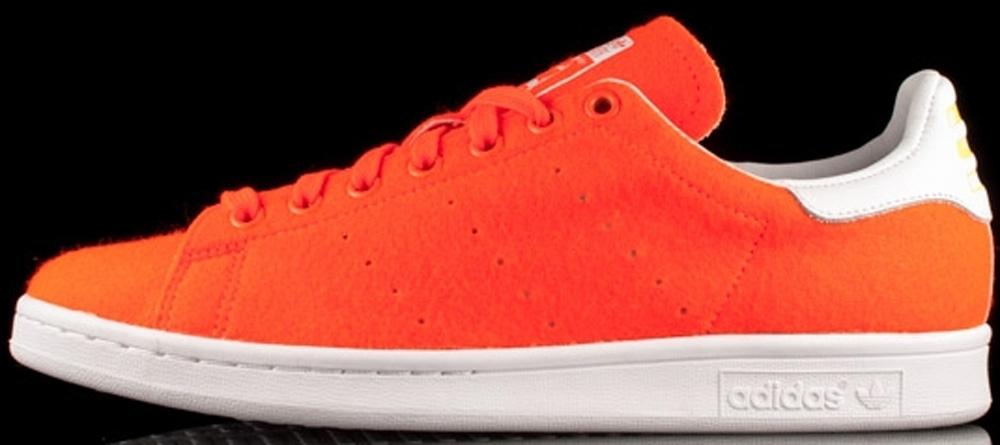 adidas Originals Stan Smith Orange/White