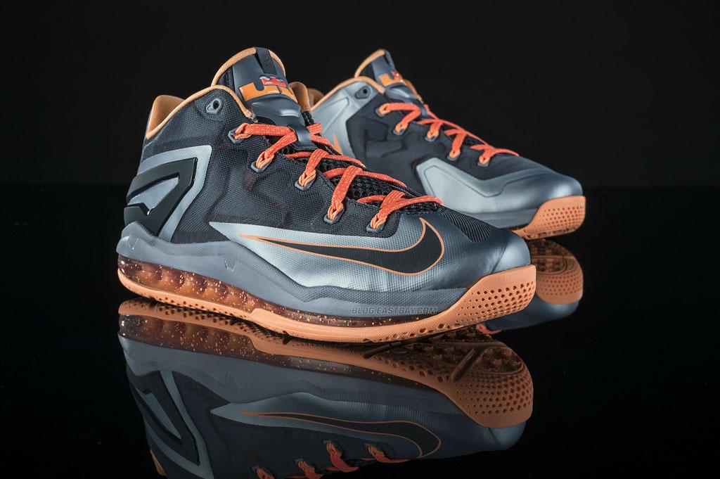 quality design 20bb5 473f2 Nike LeBron XI 11 Low Lava