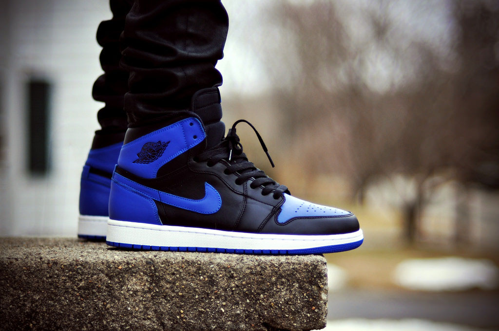Spotlight: Forum Staff Weekly WDYWT? - 3.14.14 - dalazz wearing Air Jordan 1 Retro Royal