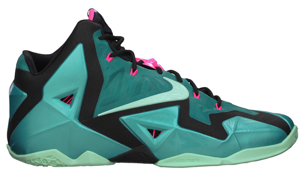 Nike LeBron XI 11 South Beach