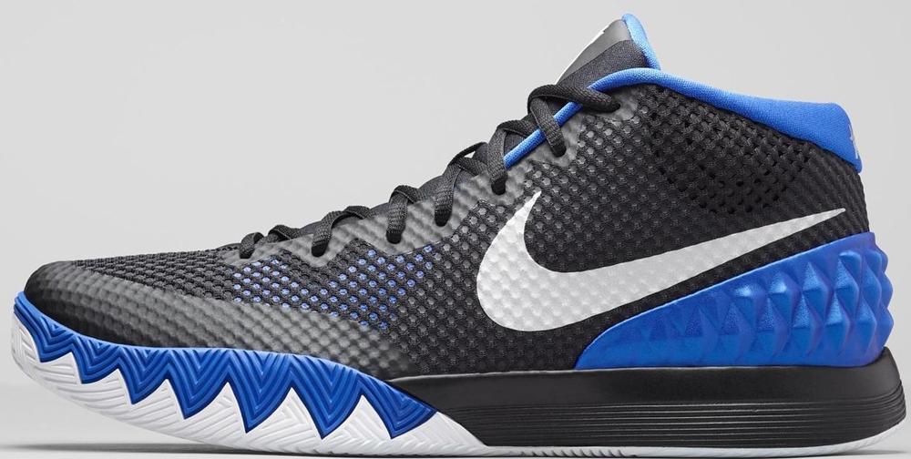 Nike Kyrie 1 Lyon Blue/Black-Anthracite-Metallic Silver