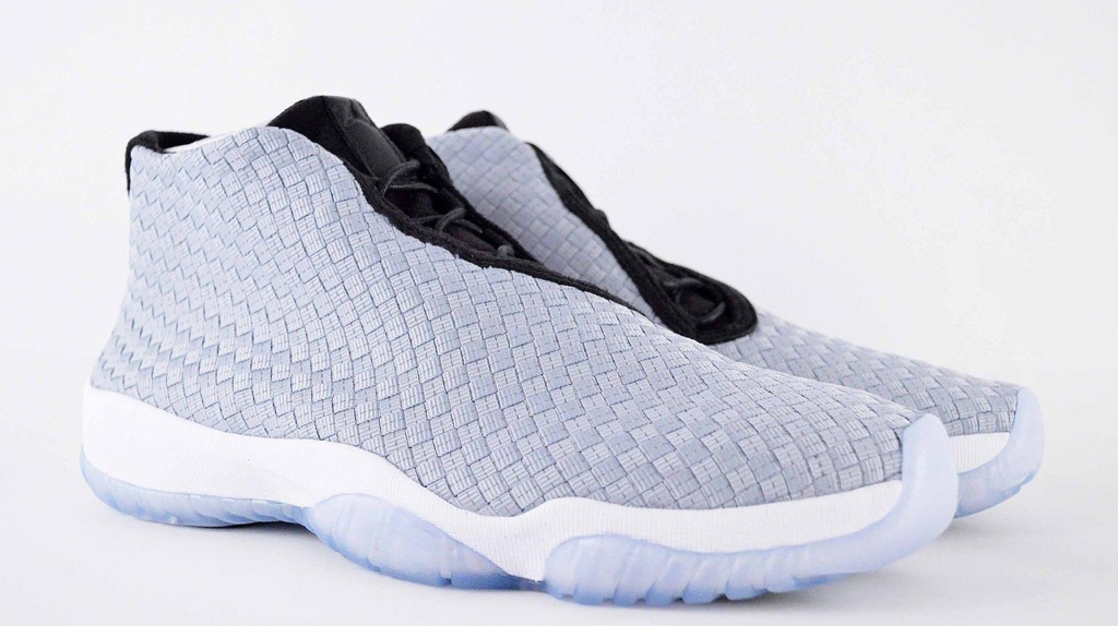 Air Jordan Future Premium Black White