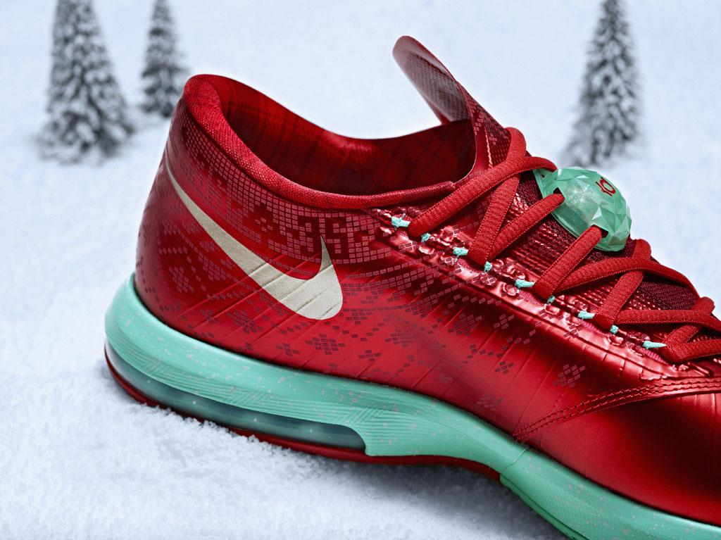 Nike Basketball 2013 Christmas Pack // KD 6 (4)