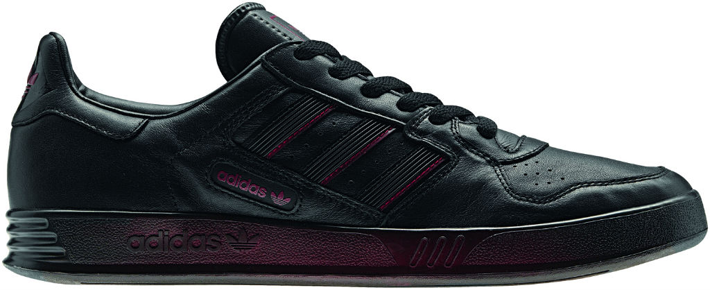 adidas Originals Archive Pack - Spring/Summer 2013 - Tennis Court Top OG Black Q20433